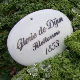Porzellanschil Fair Bianca